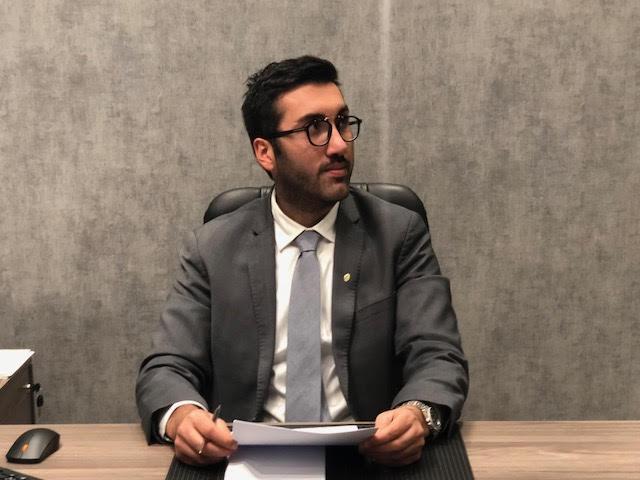 سید امیر آل محمد - دفتر وکالت آل محمد