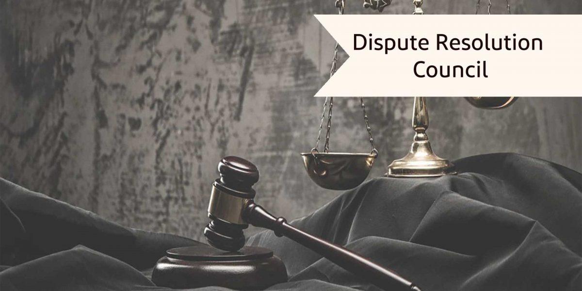 Disputr Resolution council- alemohamadlaw