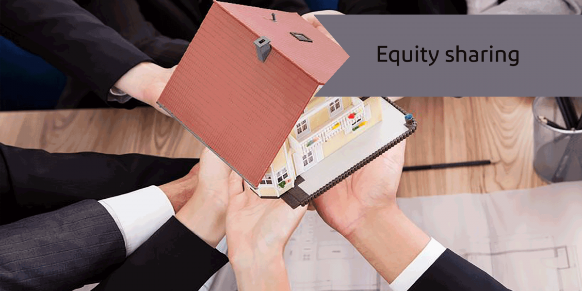Order to sell Equity sharing