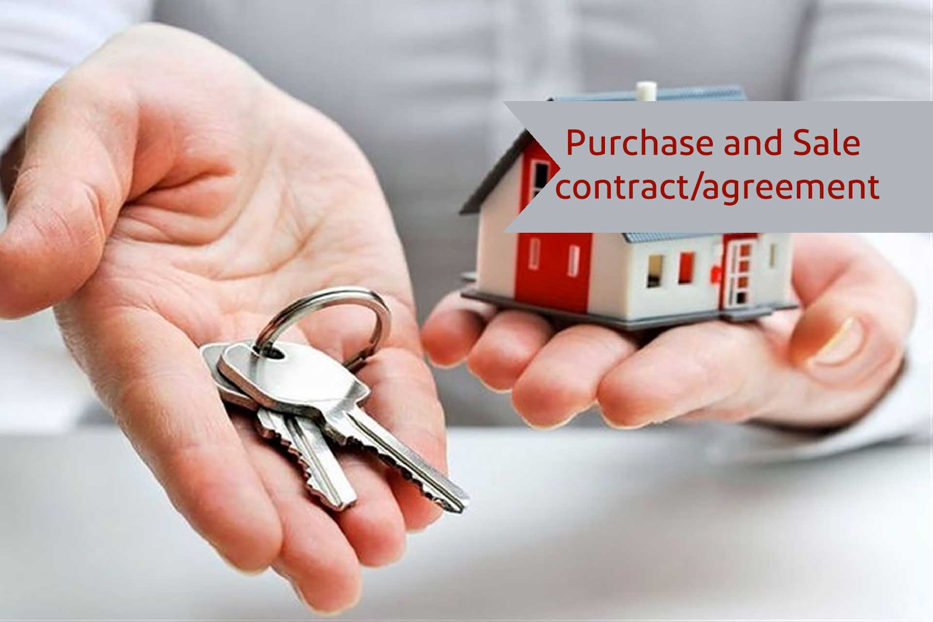 """selling a property with """"a letter of intent"""" problems"""