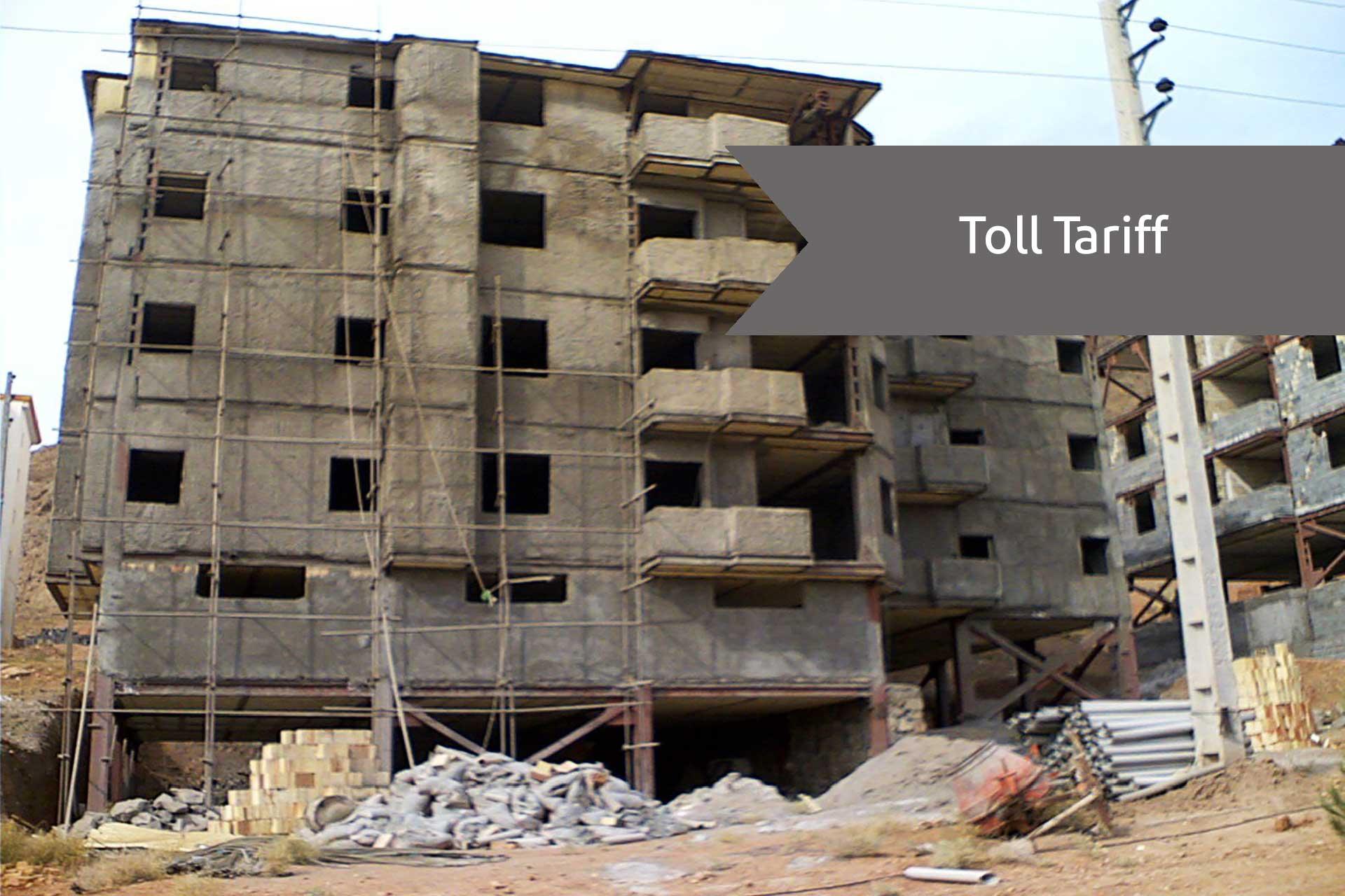 toll tariff - alemohamadlaw