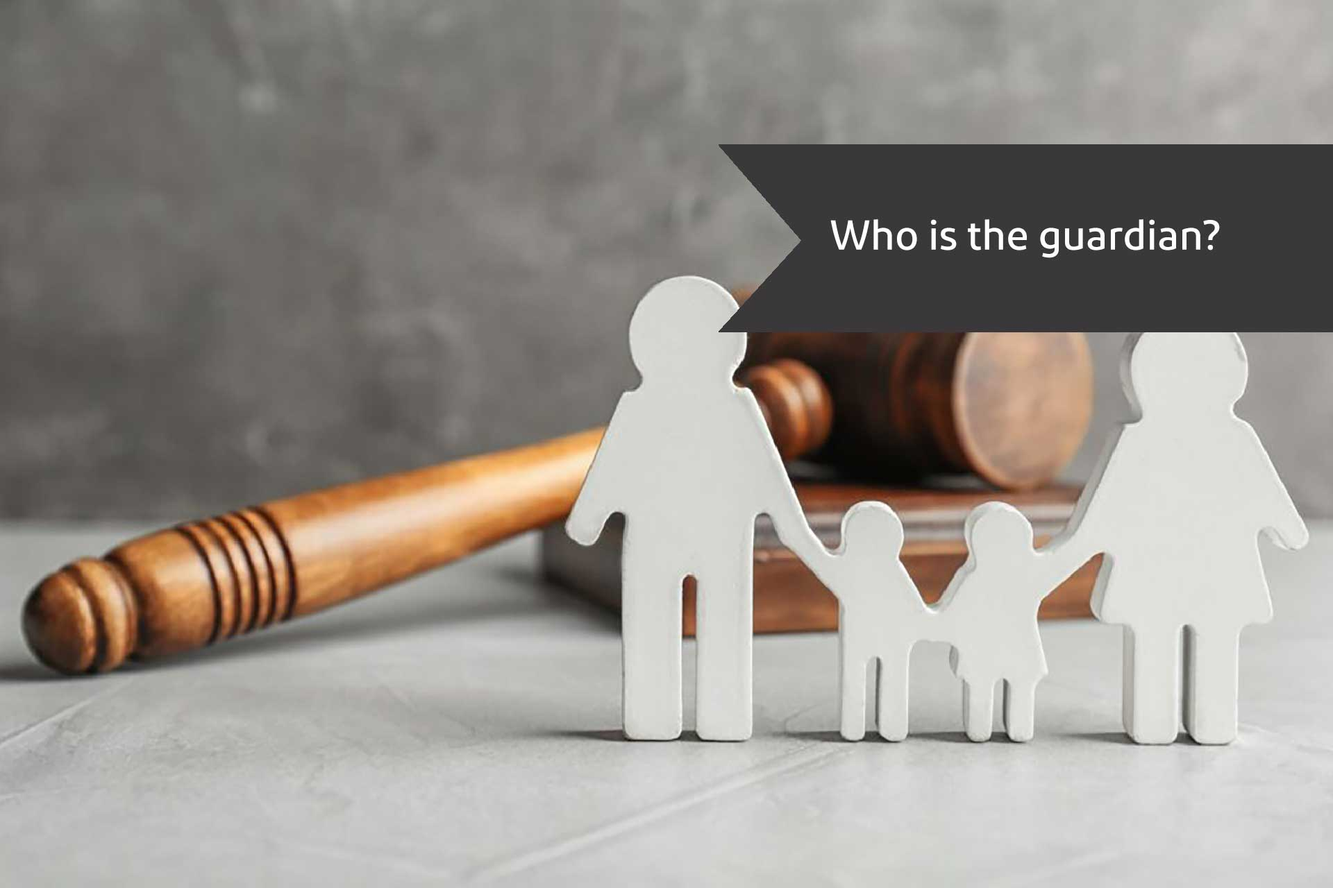 Who is the guardian?