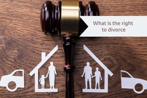 What is the right to divorce?-alemohamad
