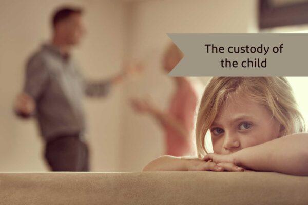 The custody of the child-alemohamadlaw